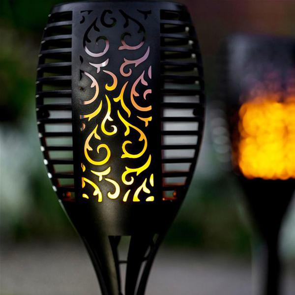 Solar Flame Lights (2-Pack) image